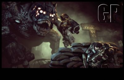 "PC Gamers Rev Their Chainsaws: ""Gears of War"" for Windows Goes Gold (PC) - 527 gowpc2"