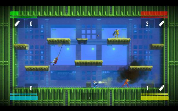 Bionic Commando: Rearmed Review (360, XBLA) - 536 BCR5