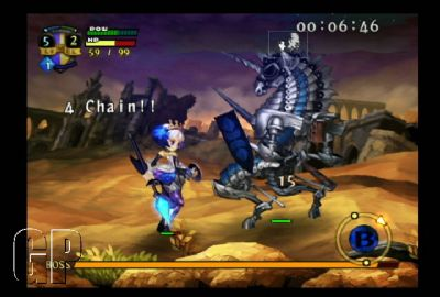 Odin Sphere Review (PS2) - 609 Os5