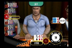GET READY TO BECOME A ROCKIN' HIGH ROLLER! (PS2)