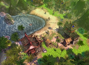 Sierra entertainment preps for battle with Empire Earth III due out in fall 2007