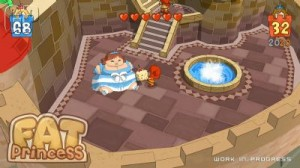 Fat Princess Review (PS3, PSN)