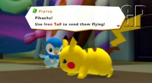 Pikachu and His Pals Make a Powerful Team in Pok�Park 2: Wonders Beyond for Wii (WII)