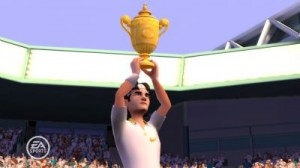 Grand Slam Tennis Review (WII)