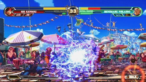 King of Fighters XII Review (PS3) - 718 KOF5