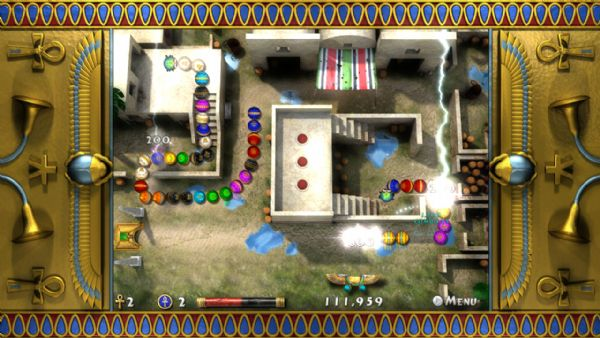 Luxor 2 Review (360, XBLA) -
