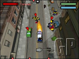 Grand Theft Auto: Chinatown Wars Review (PSP)
