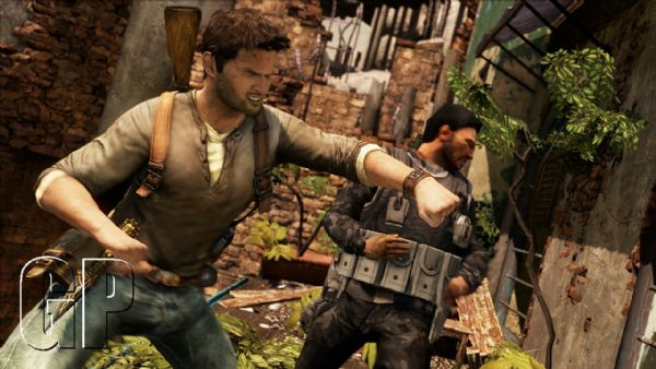 Uncharted 2 : Among Thieves Review (PS3) - 745 UC2AT Urban warfare melee