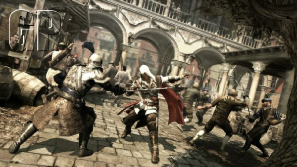 Assassin's Creed 2 Review (PS3) - 776 AC1