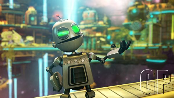 Ratchet and Clank Future: A Crack in Time Review (PS3) - 781 RC1