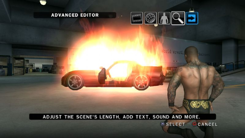 WWE Smackdown vs Raw 2010 Review (PS3) - 794 49377 11 svr10 ps3 story designer