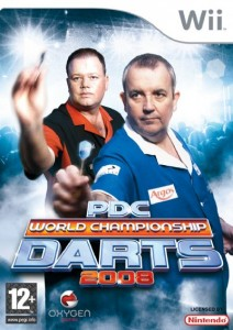 PDC WORLD CHAMPIONSHIP DARTS 2008 FOR PLAYSTATION�2 & PC IN SHOPS FROM TOMORROW! (PC, PS2)