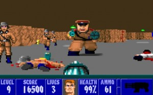 Wolfenstein 3D Review (PS3, PSN)