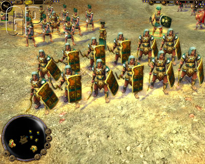 Eidos to Distribute Playlogic's Infernal and Ancient Wars: Sparta - 80 25594 ancientwarsspar