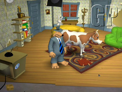 Sam & Max Episode 2 : Situation Comedy Review (PC) - 80 ep2 sitcom3