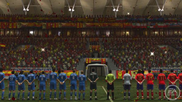 2010 FIFA World Cup Review (360) - 851 fifawc spain italy lineup