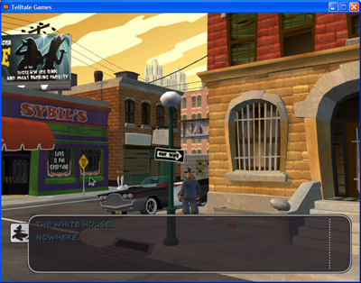 Sam & Max Episode 4: Abe Lincoln Must Die! Review (PC) - 85 smep45