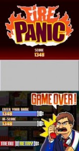 Fire Panic Review (DS)
