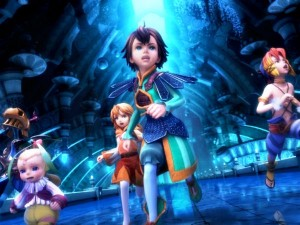 Final Fantasy Crystal Chronicles: Ring of Fates Review (DS)