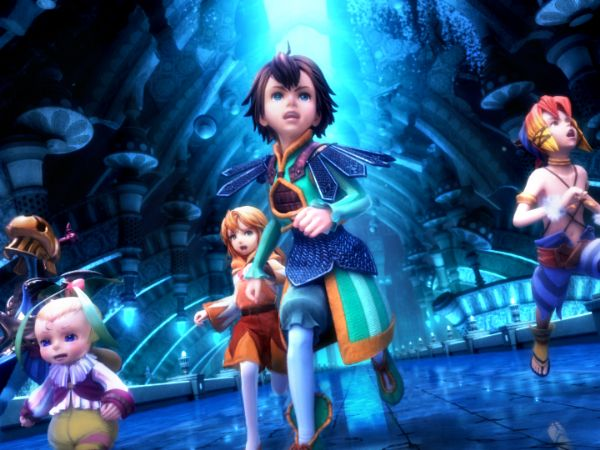 Final Fantasy Crystal Chronicles: Ring of Fates Review (DS) - 871 FFROF