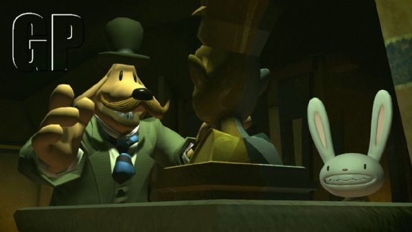 Sam & Max Season 3 Episode 2: The Tomb of Sammun-Mak. Review (PC) - 885 SMT1