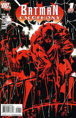 Batman: Cacophony Review (COMICS) - 908 Batman Cacophony 1