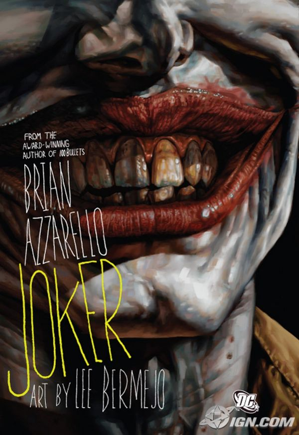 Joker Review (COMICS) - 909 jokergraphicnovel200810170147126131