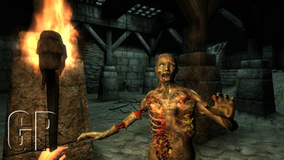The elder scrolls IV Oblivion Review (PC) - 90 TES4Zombie