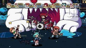 Scott Pilgrim Vs. The World: The Game Review (PS3, PSN)