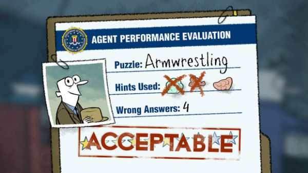 Puzzle Agent: The Mystery of Scoggins Review (PC) - 921 PA5