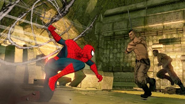 Spiderman: Shattered Dimensions Review (PS3) - 936 SSD1
