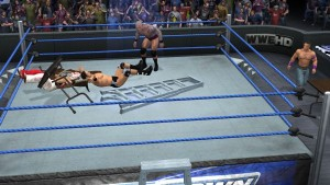 Smackdown VS Raw 2011 Review (360)