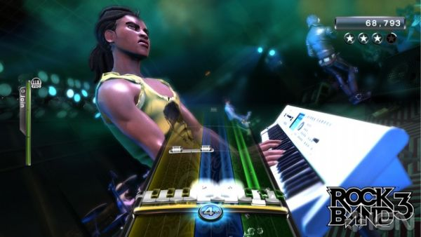 Rock Band 3 Review (360) - 940 RB1