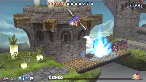 Prinny: Can I Really Be the Hero? Review (PSP) - 945 Prin4