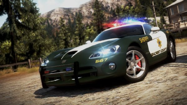 Need For Speed: Hot Pursuit Review (PS3) - 966 NFS3
