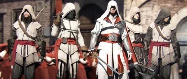 Assassins Creed Brotherhood Review (PS3) - 977 acb2