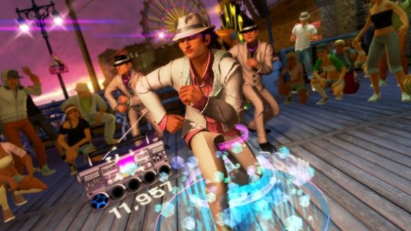 Dance Central Review (360) - 983 DC4