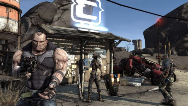 Borderlands: Game of the Year Review (PS3) -