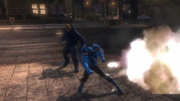 DC Universe Online Review (PS3) - 997 dc scr plyract gotham 011