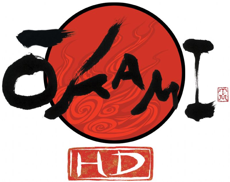 PS3 owners are in for a treat-'Okami HD' set to beautify living rooms this autumn (PSN) - Okami HD Logo   Transparent