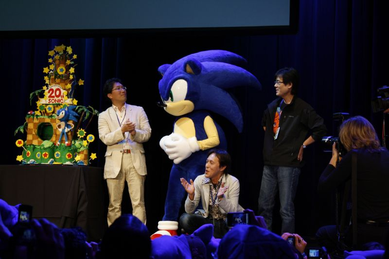 Are game developers 'pinned down' by the series they work on? (ARTICLES) - The Original Sonic Team