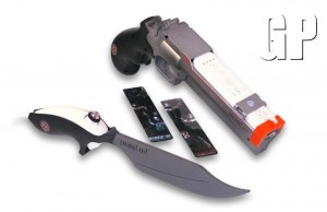 Get a grip on the undead with the 'Resident Evil Magnum' for the Wii (WII)