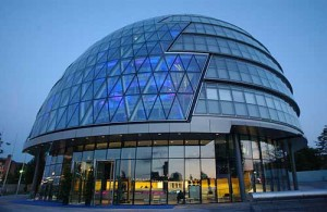 London's City Hall to host spectacular videogame exhibition as part of London Games Festival 2012