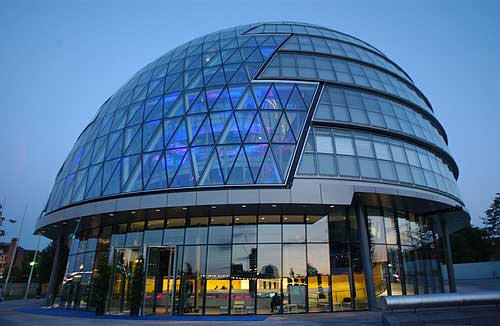 London's City Hall to host spectacular videogame exhibition as part of London Games Festival 2012 - cityhall