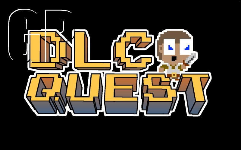 Continue your quest for even more content in 'DLC Quest' (OTHER) - dlc quest logo