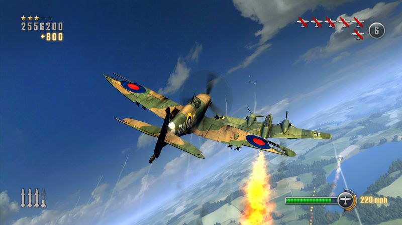 Dogfight 1942 - There Are No Dogs and No Fights... (PSN, XBLA) - dogfight1942 2