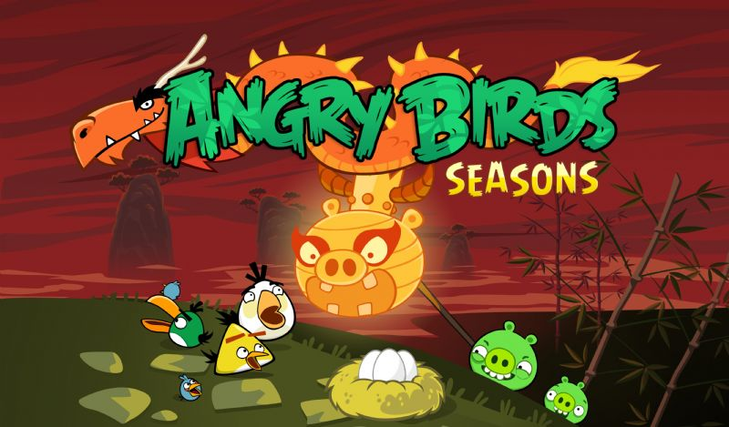 Celebrate Chinese New Year with 'Angry Birds' and vicious dragons (IOS, OTHER) - dragon splash hires psd jpgcopy