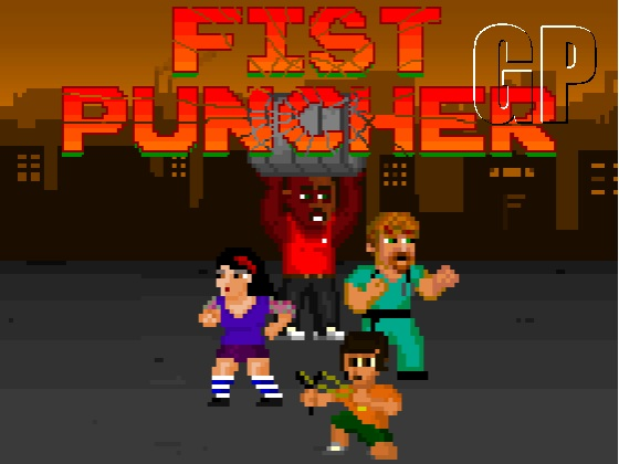'Fist Puncher' attempts to change its tactics with Kickstarter (XBLA) - fist puncher title
