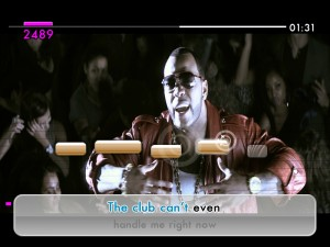'We Sing Pop!'-Good For You! (WII)