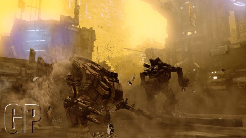 Upcoming free-to-play 'HAWKEN' relishing a positive reaction from (OTHER) - highres screenshot 00136